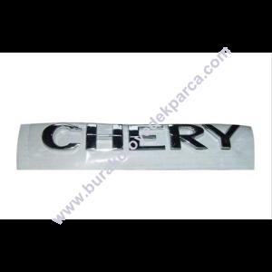 chery tiggo ara CHERY yazısı