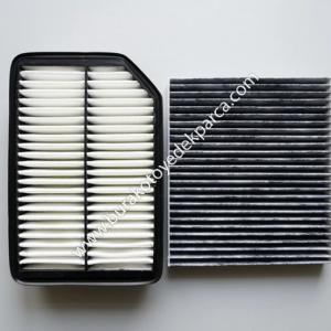 chery niche - chery change polen filtresi 2009-2012